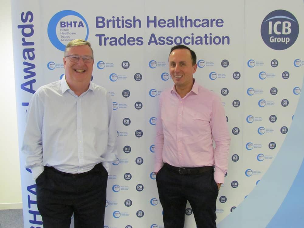 Andrew Stevenson and Andrew Barker image