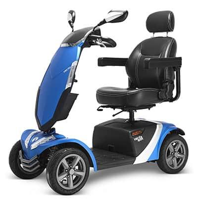 Electric Mobility Vecta Sport Cobalt Blue