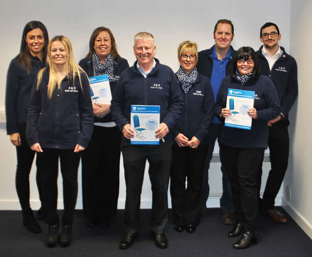 H&M Mobility and Bathlifts Team Image