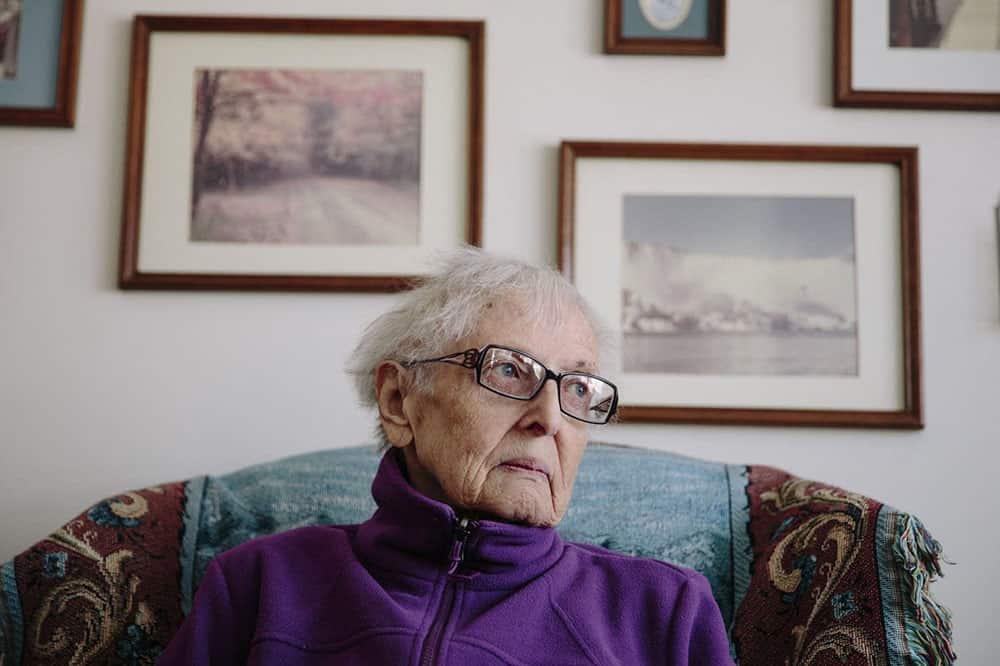 housing older people partnersip
