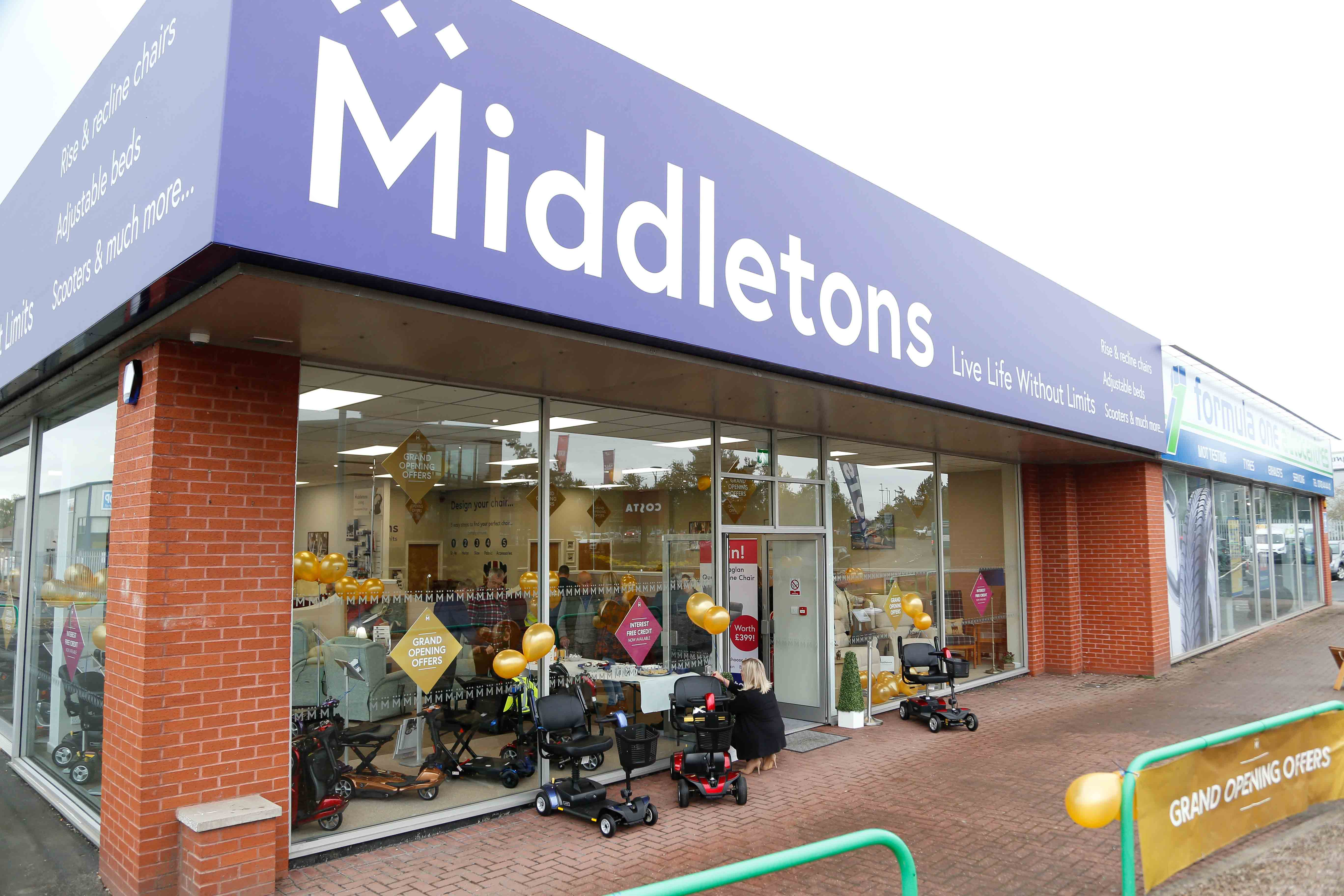 Middletons Shrewsbury 2