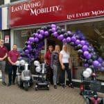 Easy Living Mobility Hanley store