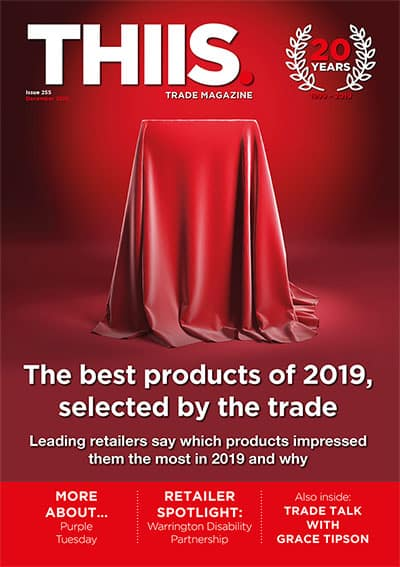 Thiis December 2019 website front cover